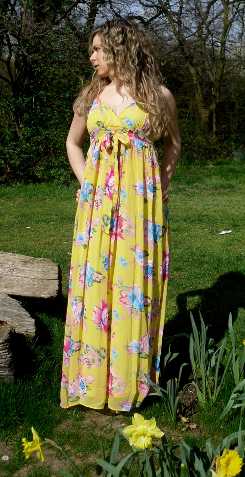 New Long  Maxi Boho Hippie Summer Womens Ladies Dress