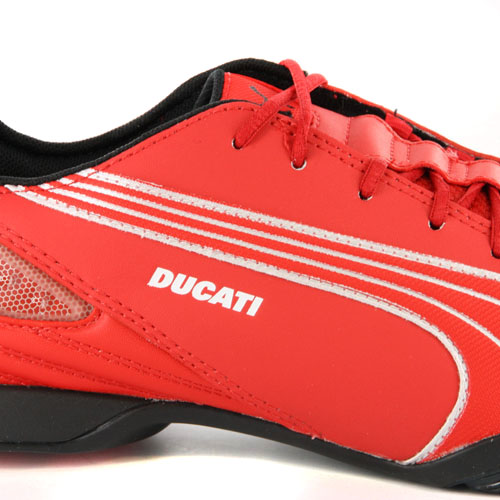Puma Ducati Shoes Red