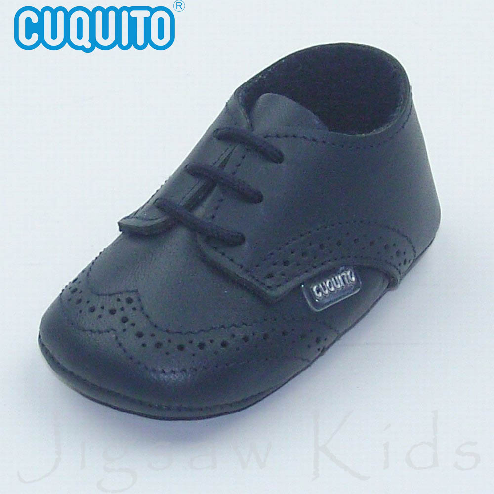 baby cuquito pram shoes navy leather ebay