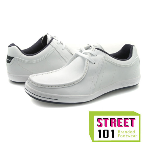 mens ben sherman white leather summer shoes ebay