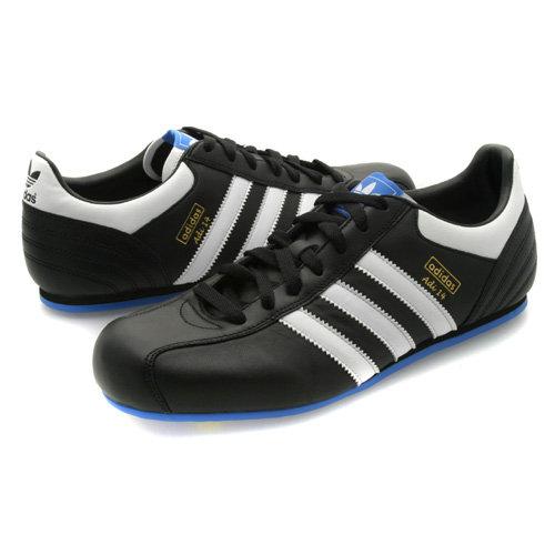 Mens Adidas Originals Adi 14 Black Trainers Preview
