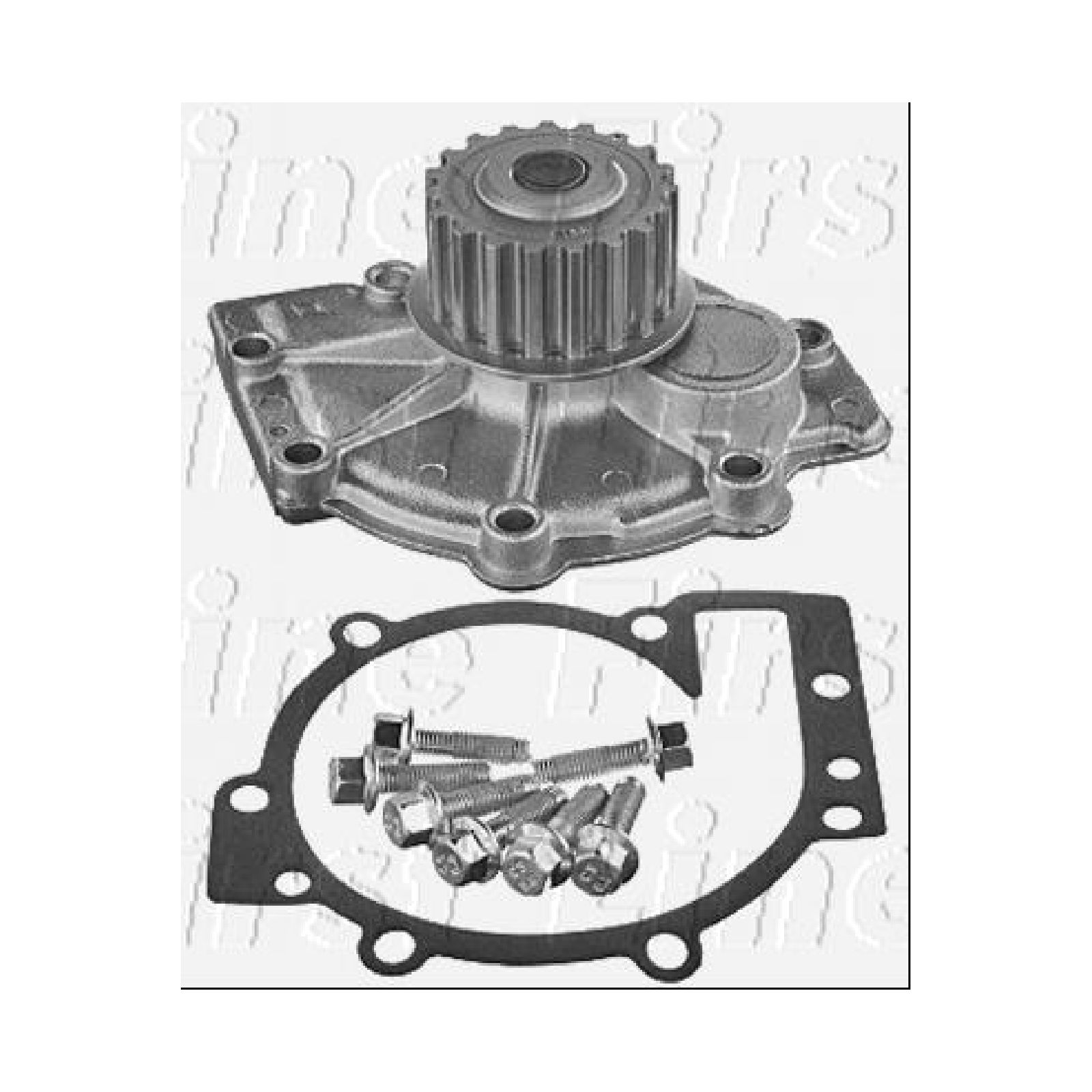 Vehicle Parts & Accessories > Car Parts > Engine Cooling > Water  #434343