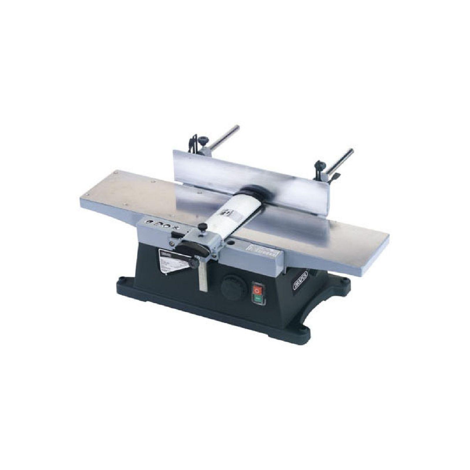 Draper 1x 1260w 230v bench planer garage professional standard tool 78941 ebay Bench planer