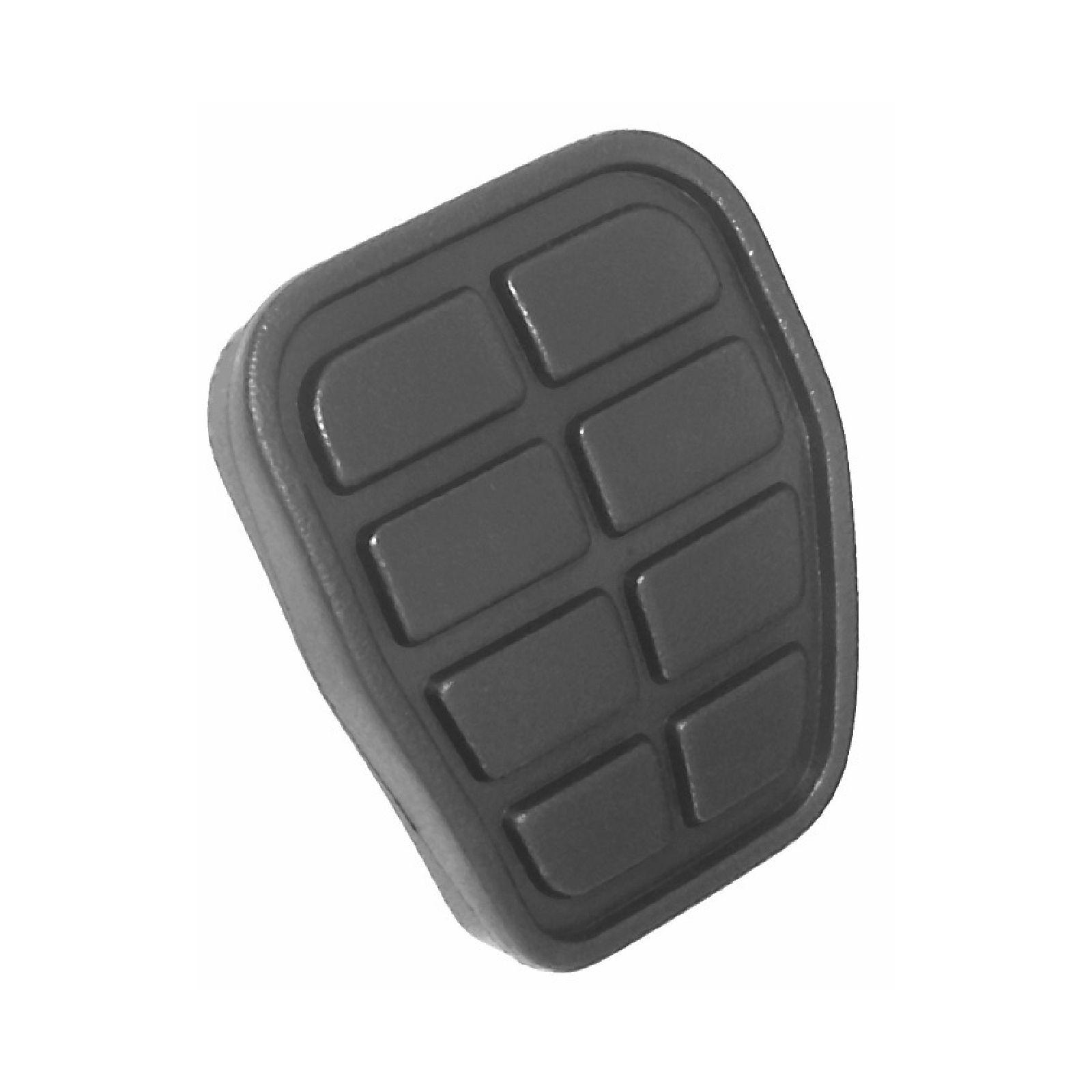 Clutch Pad Material : Febi black rubber anti slip clutch pedal pad genuine oe