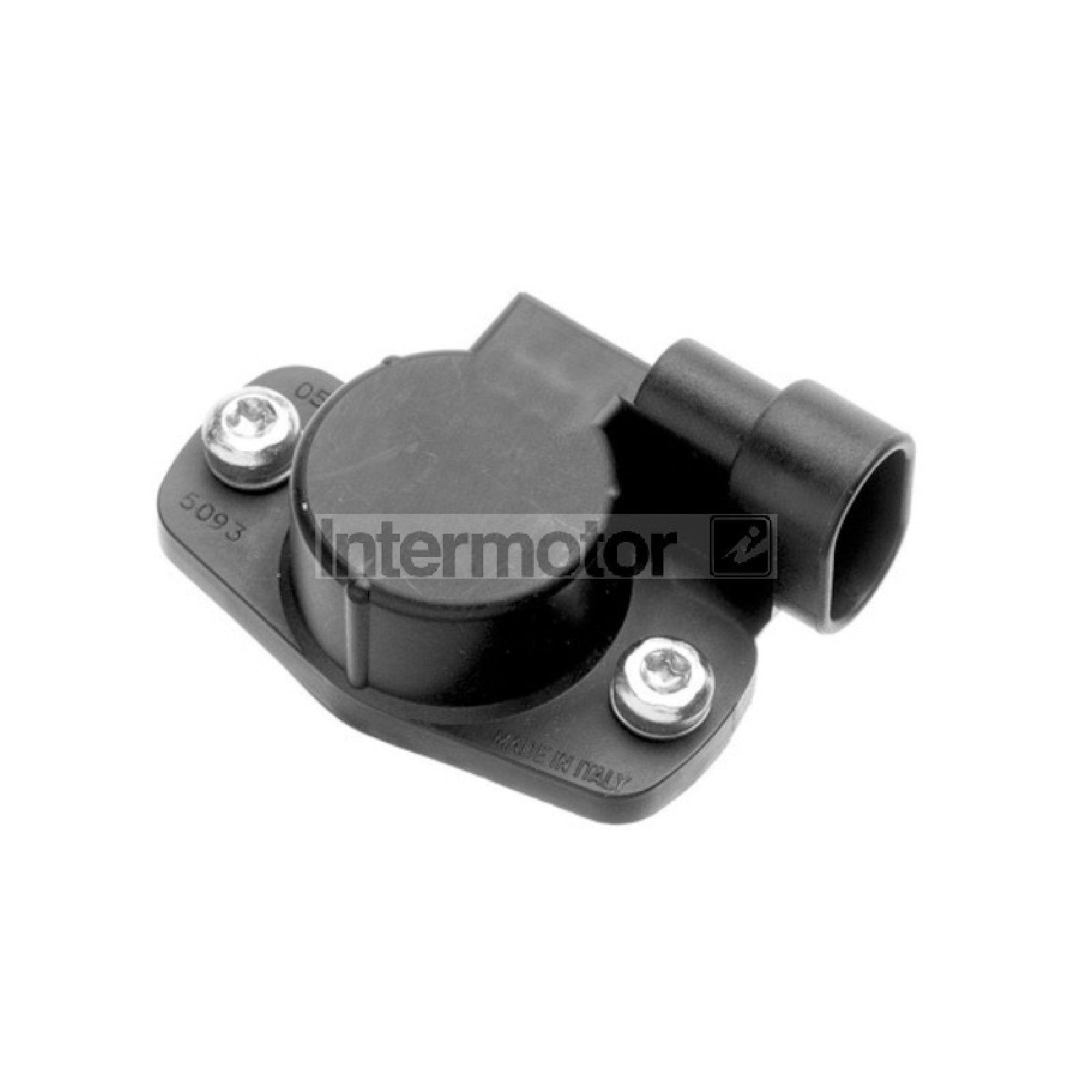 Intermotor throttle position sensor tps accelerator pedal