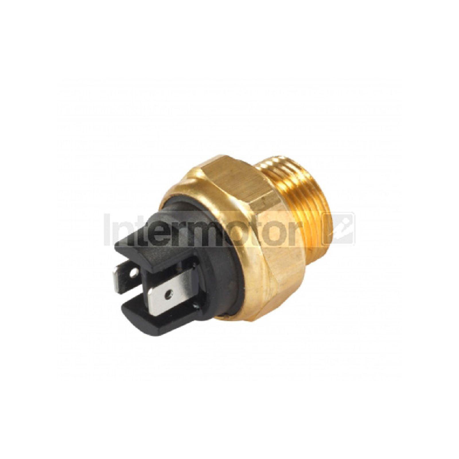 Cooling Fan Temperature Switch : °c range intermotor radiator fan temperature switch