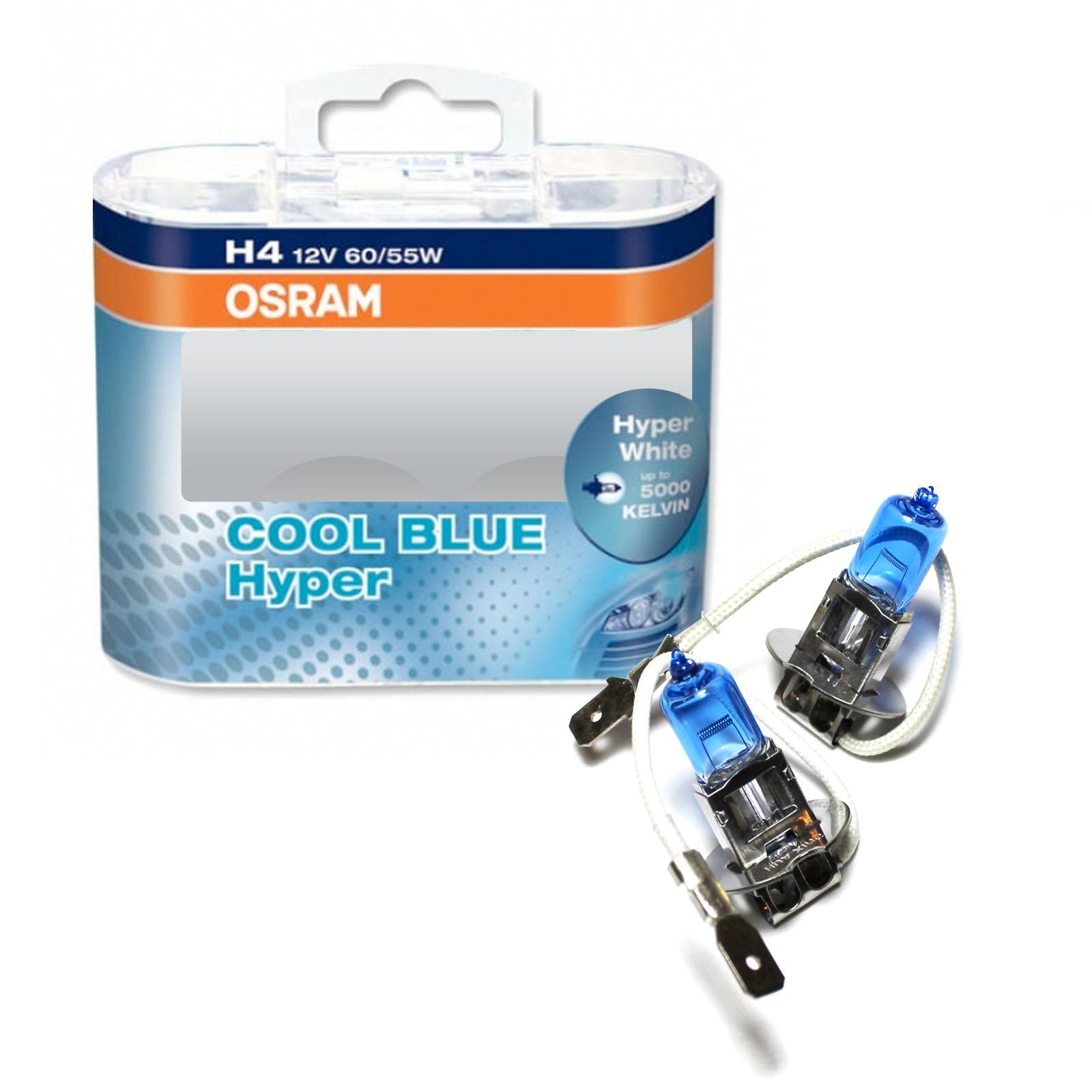 osram cool blue hyper fog light bulbs front spot lamps. Black Bedroom Furniture Sets. Home Design Ideas