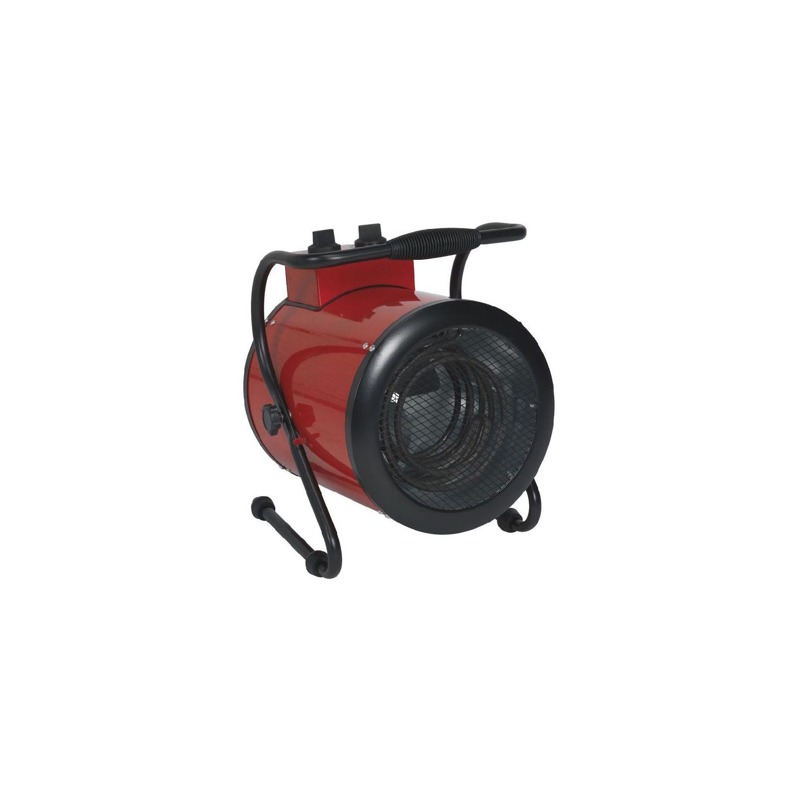 sealey industrial fan heater 3kw 2 heat settings electric. Black Bedroom Furniture Sets. Home Design Ideas