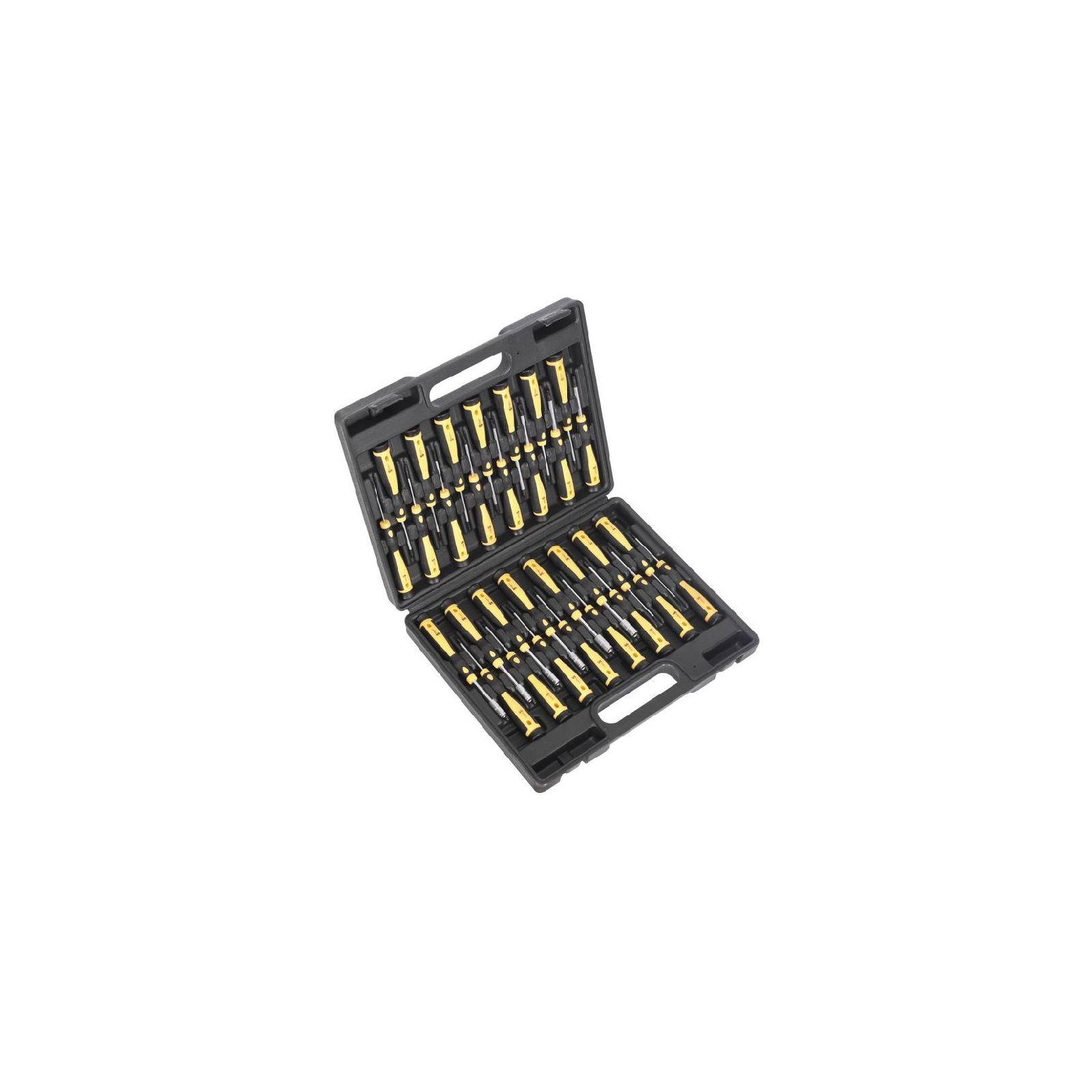 siegen precision screwdriver set 31 piece screwdriver set work tools s0899. Black Bedroom Furniture Sets. Home Design Ideas
