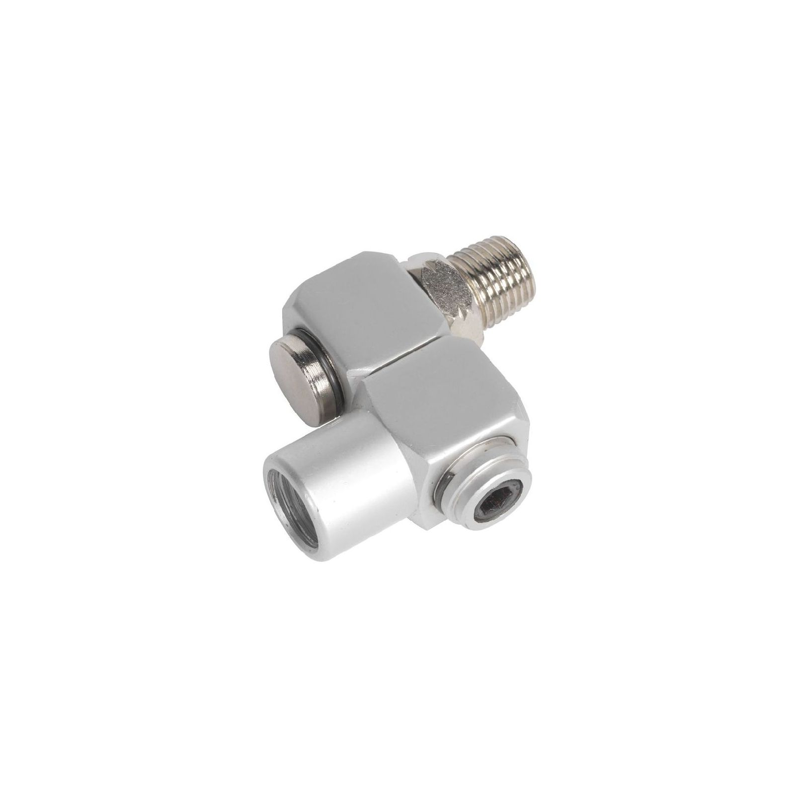 Sealey z swivel air hose connector quot bsp tool