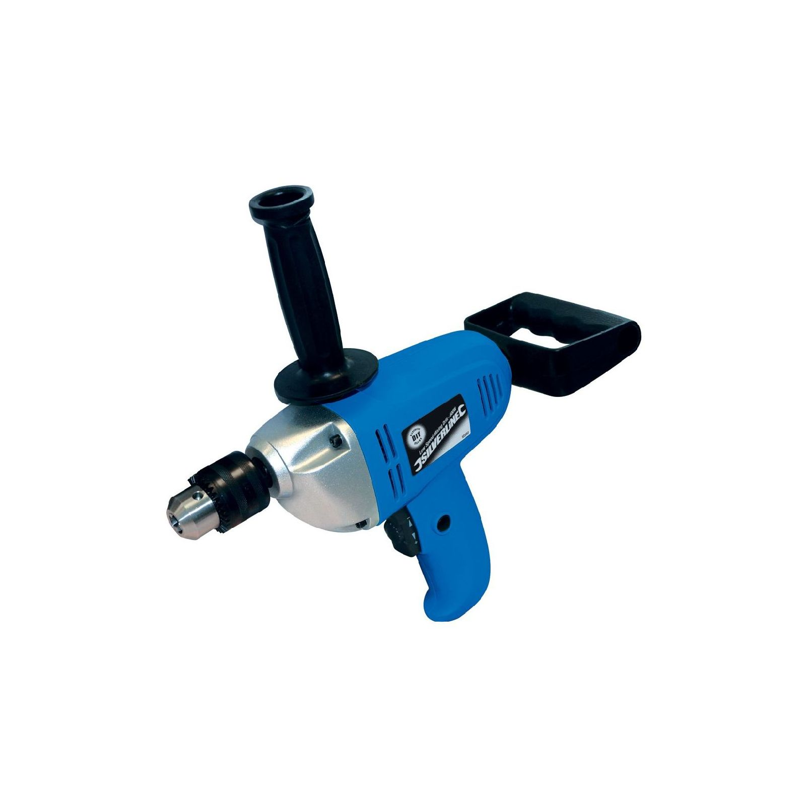 Silverline Mixing Drill Low Speed 600w Power 123557 Ebay