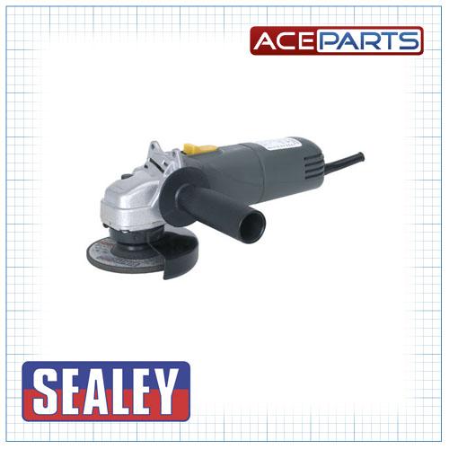 Siegen Angle Grinder 115mm 860W/230V Electric Grinders Work Tools