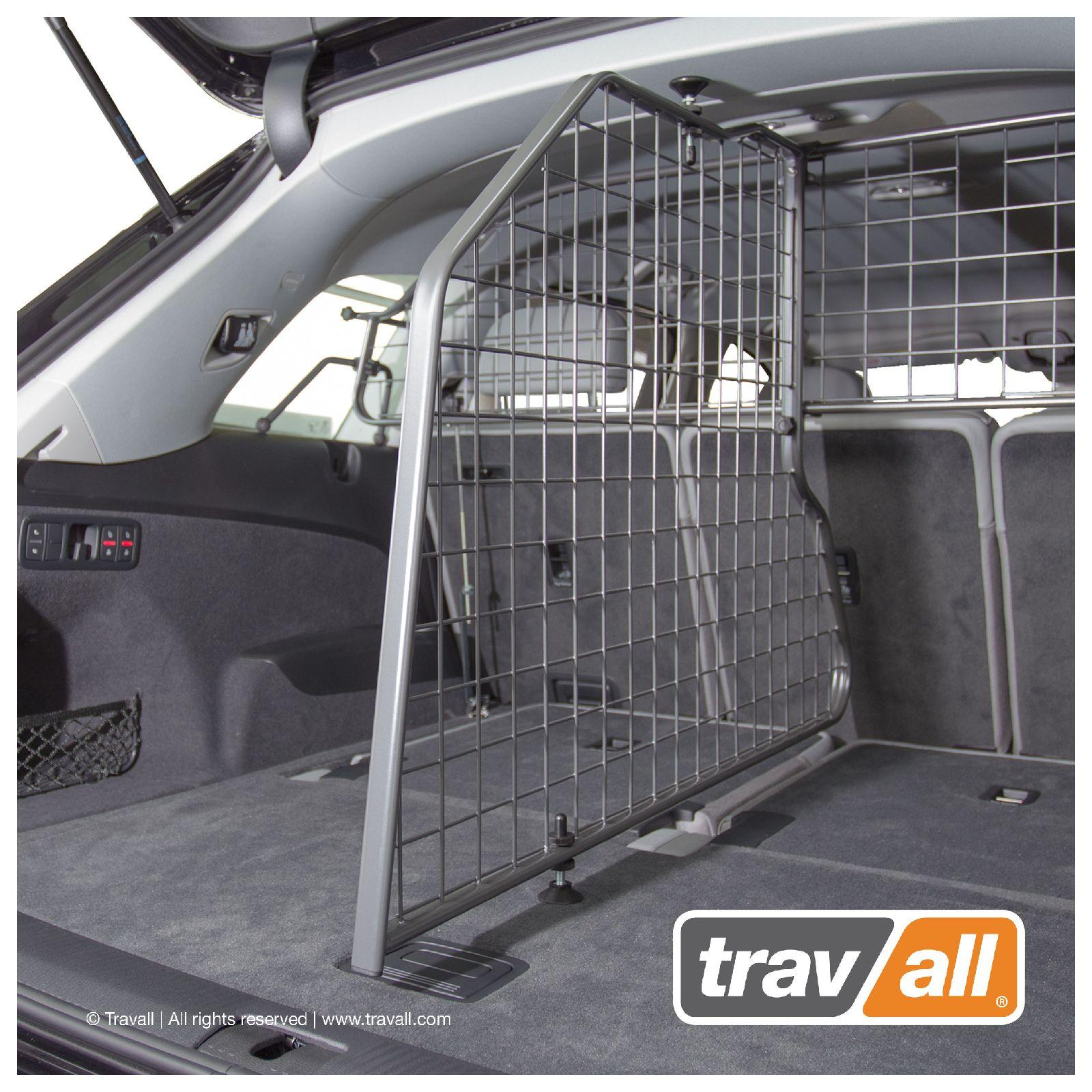 travall dog guard divider volkswagen passat estate sunroof 2015 ebay. Black Bedroom Furniture Sets. Home Design Ideas