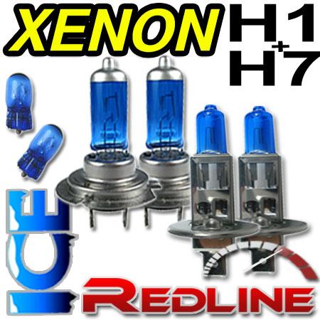 blau xenon birne lampe fern abblend h7 h1 ford focus rs ebay. Black Bedroom Furniture Sets. Home Design Ideas