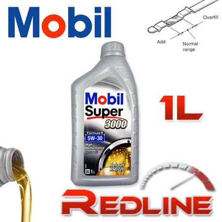 1l mobil super 3000 formula r 5w30 renault rn0720 high performance engine oil ebay. Black Bedroom Furniture Sets. Home Design Ideas