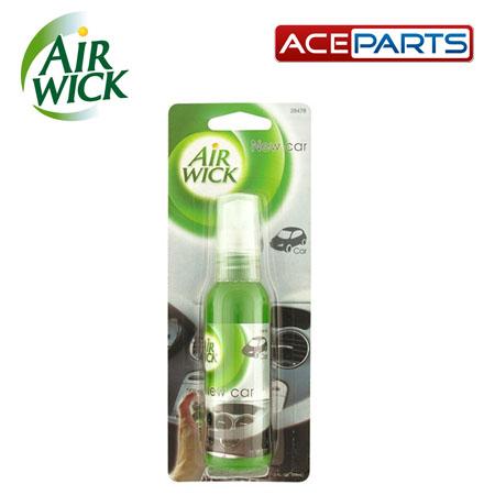 59ml airwick spray air freshener new car scent smell car van home office ebay. Black Bedroom Furniture Sets. Home Design Ideas