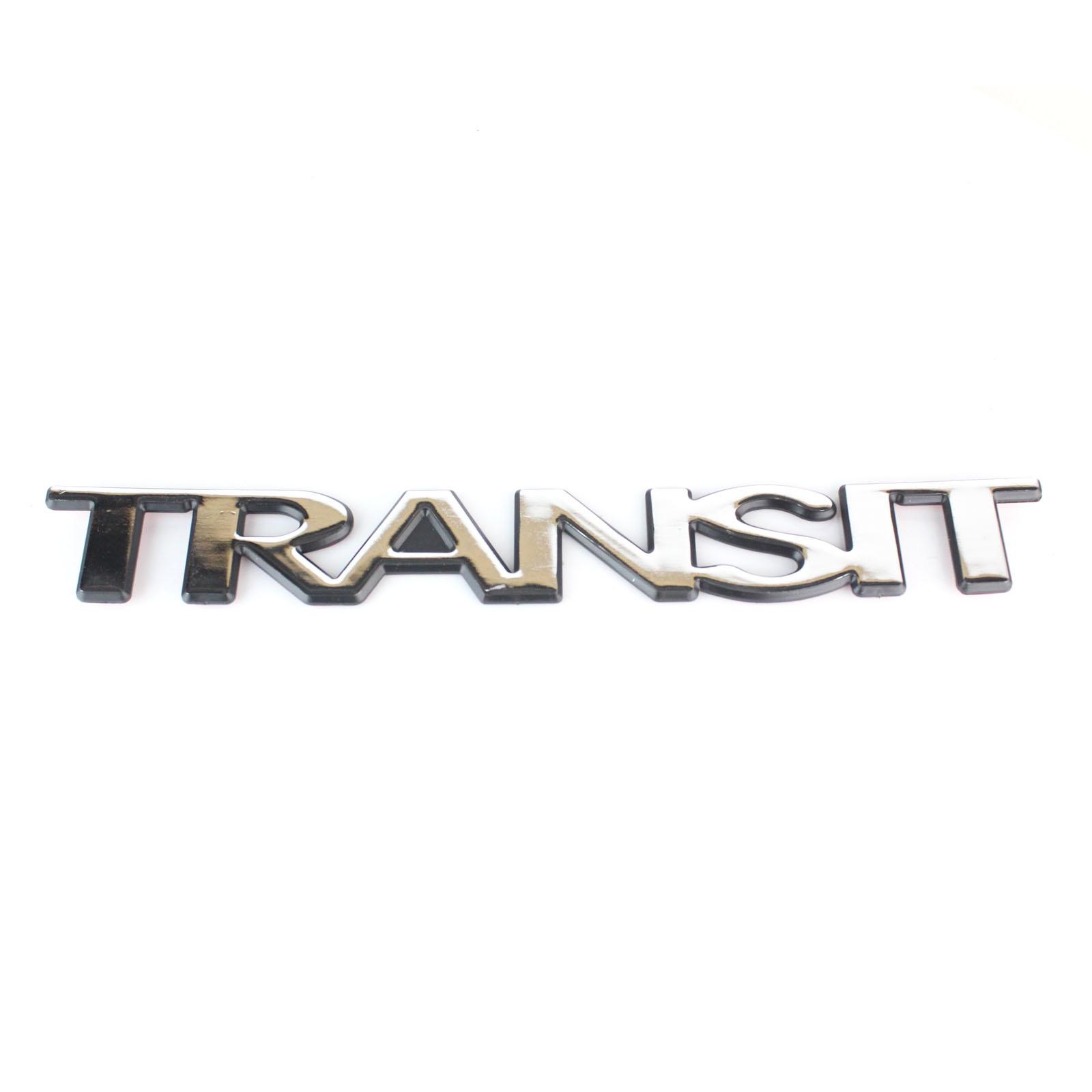new ford transit logo name plate emblem sticker badge