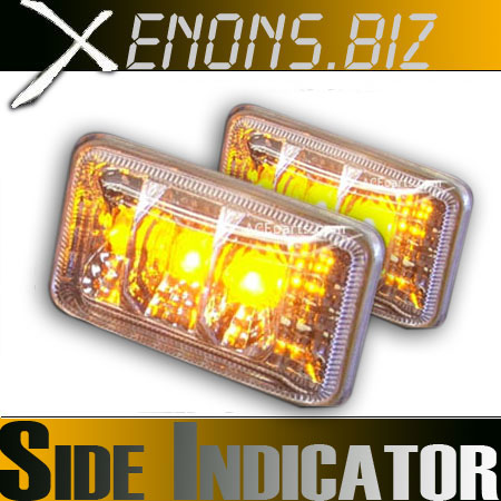 TOYOTA LANDCRUISER HDJ80 FJ100 SIDE INDICATORS LED