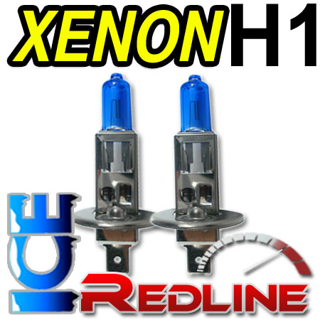 55w ICE BLUE XENON H1 (448) Headlight Bulbs 12v