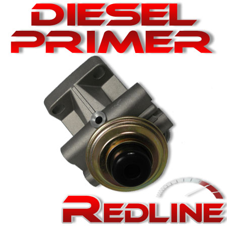 PEUGEOT DIESEL PRIMER PUMP REPLACES LDP004