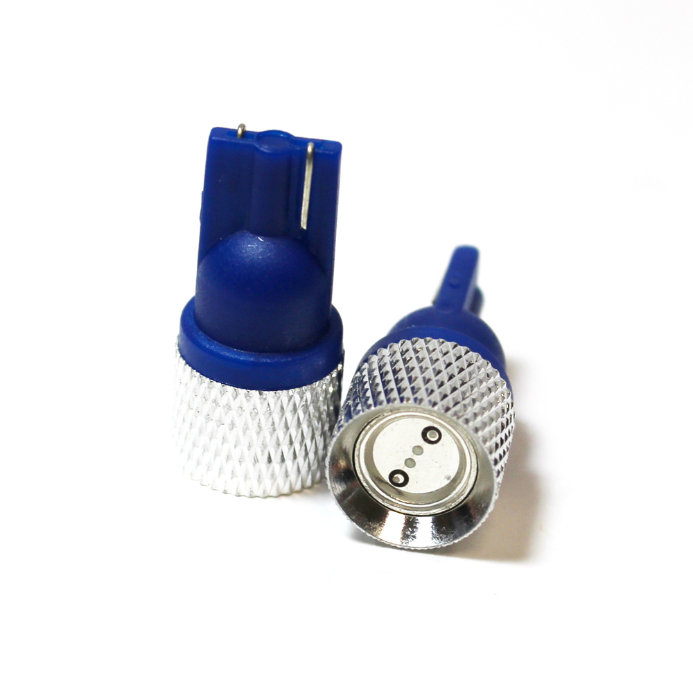 Vauxhall Vectra C/MK3 2.2 direct Saloon Blue LED Superlux Side Light Beam Bulbs