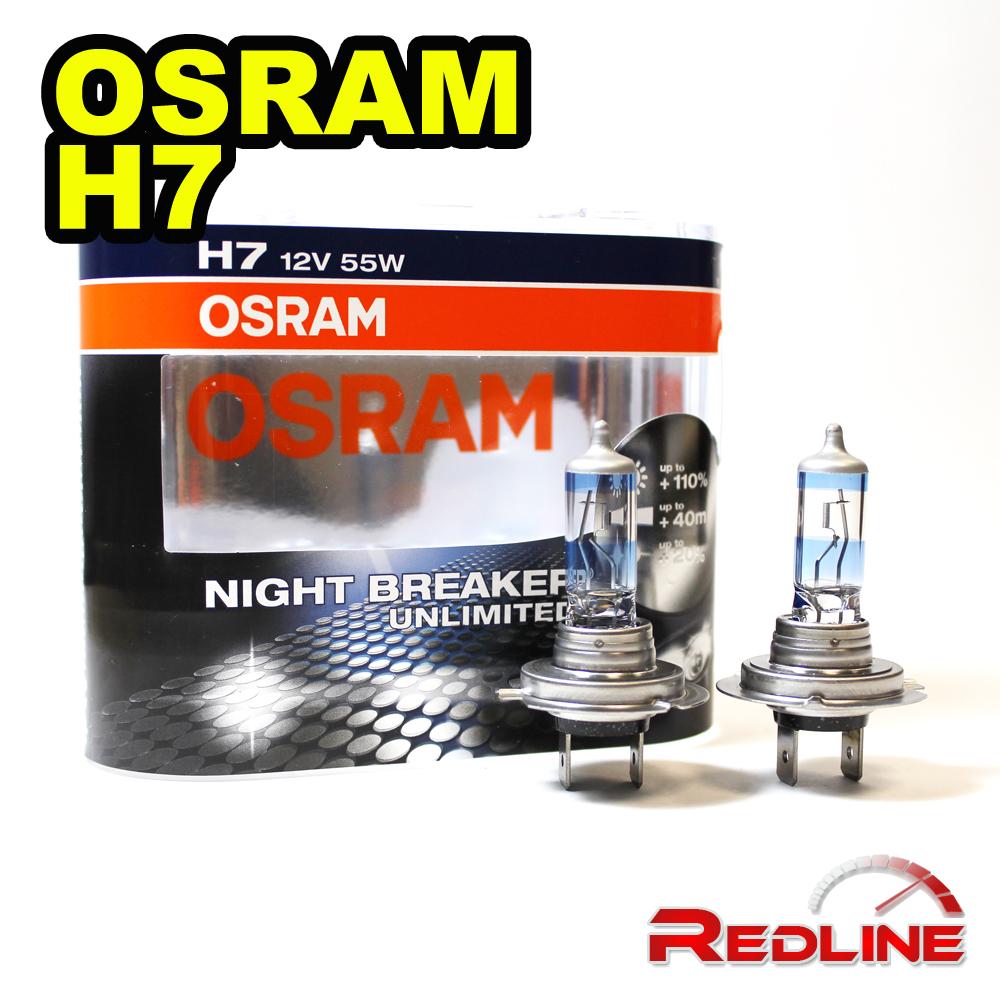 Audi A4 B5 Estate Osram Night Breaker Unlimited Front Fog Lamp Light Bulbs Pair Ebay
