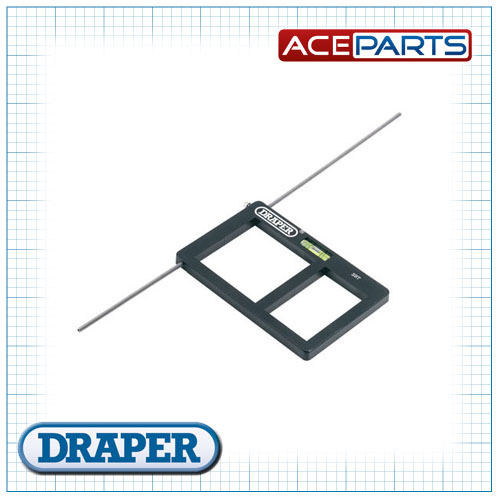 Draper 1x Socket Box Cutting Template Quality Professional Standard Tool