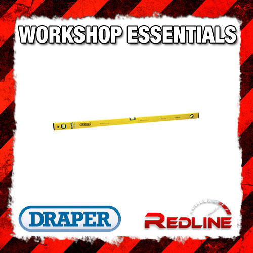Draper 1x DIY Series 1200mm Box Section Level Workshop Tool 9515