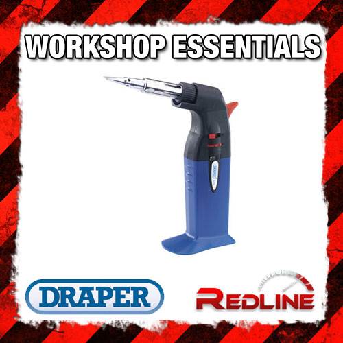 Draper 1x 2 in 1 Soldering Iron and Gas Torch Workshop Tool 78772