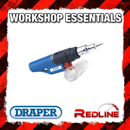 Draper 1x Gas Soldering Iron Quality Workshop Standard Tool 78774
