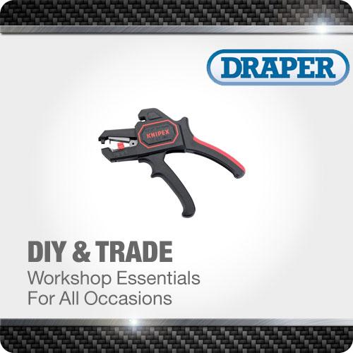 1x Knipex Expert Self Adjusting Insulation Stripper Professional Tool Draper