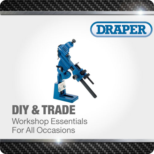 1x Drill Grinding Attachment Quality Professional Standard Tool Draper