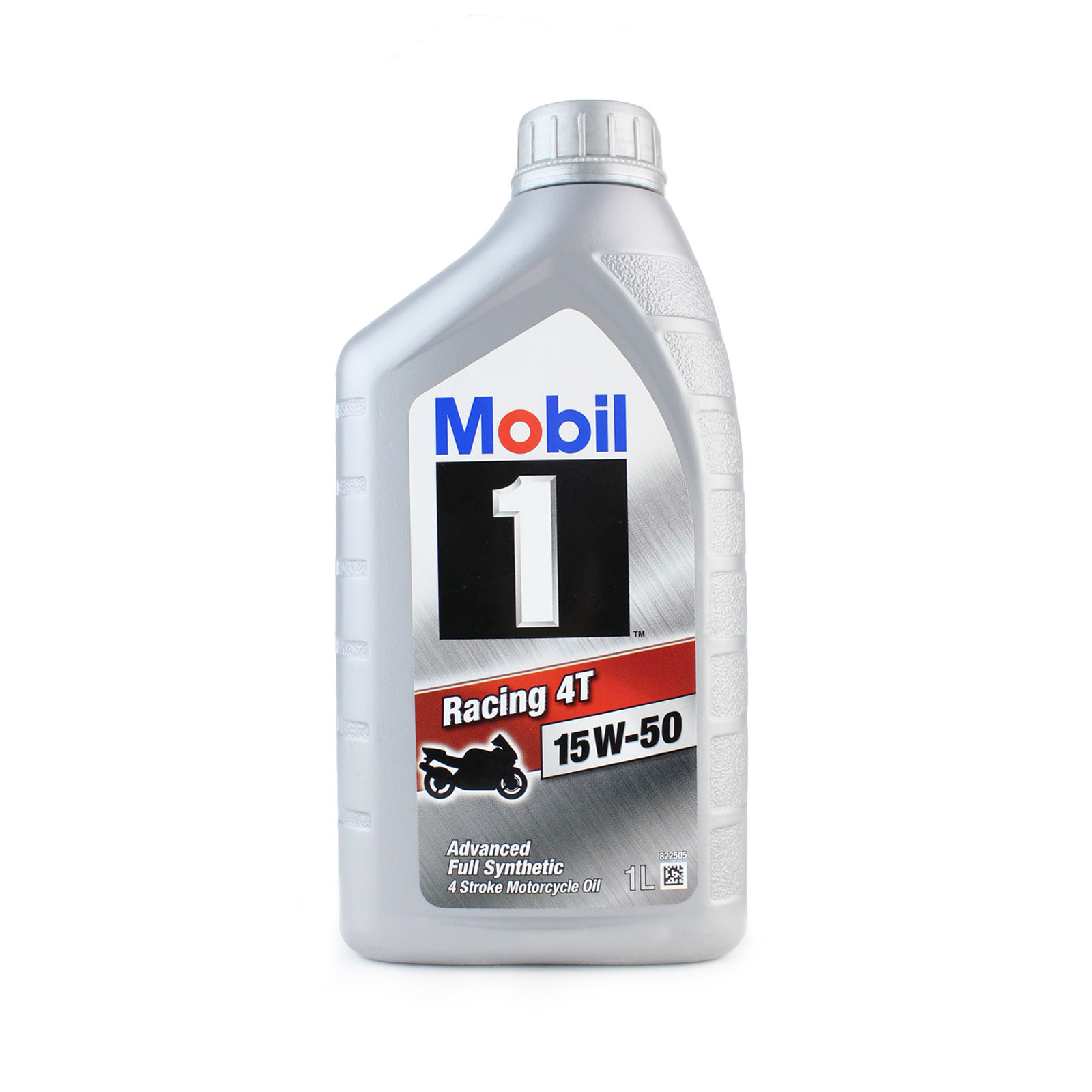 1 Litre Mobil 1 Racing 4t 15w50 4 Stroke Fully Synthetic