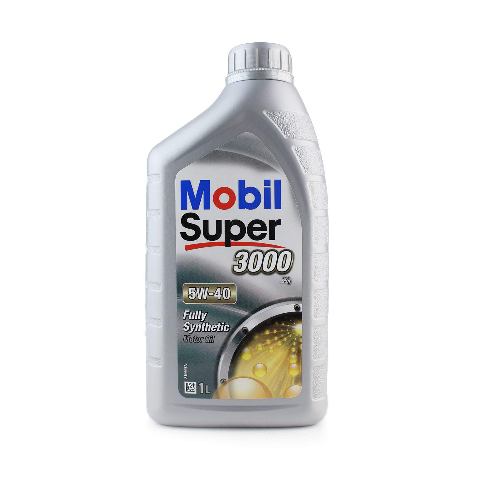 1ltr Mobil Super 3000 X1 Top Up 5w40 Fully Synthetic