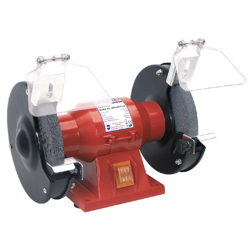 Sealey Bench Grinder 150mm 150w 230v Grinder Power Tool Equipment Bg150cx Ebay