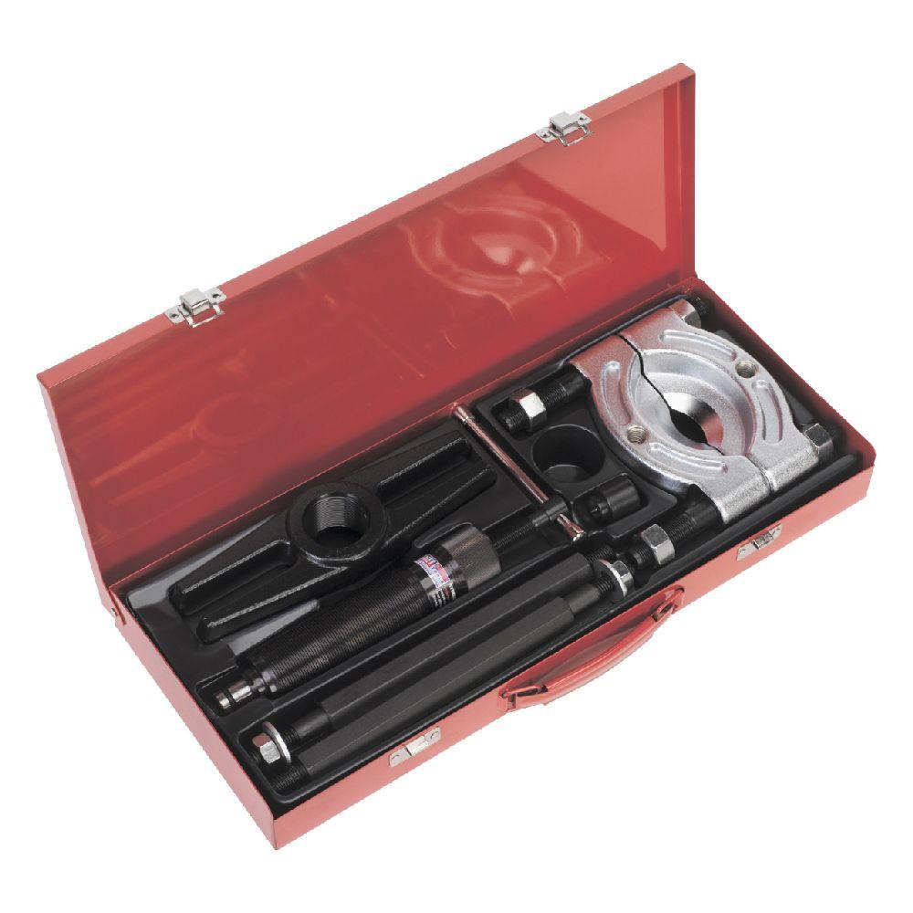 Bearing puller set : Sealey bearing separator puller set hydraulic piece
