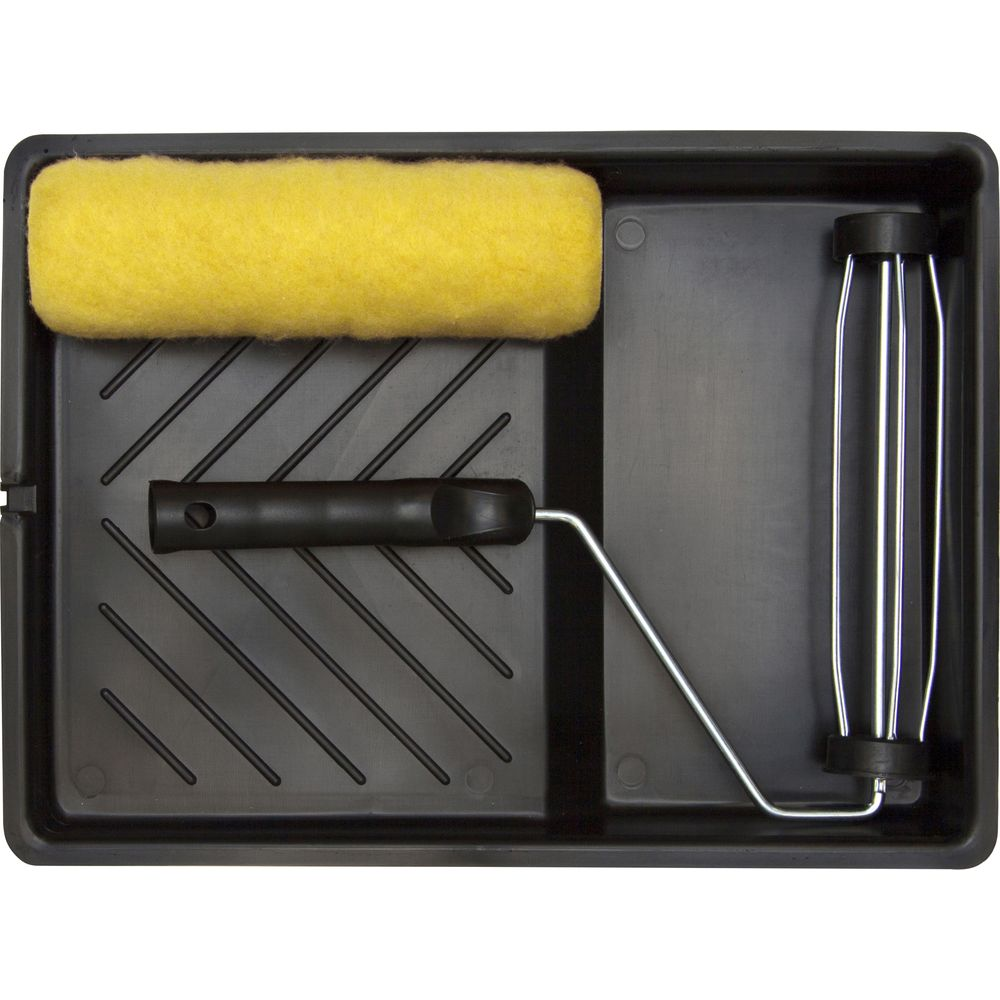 1x 9 Paint Roller Tray Kit Decorating Diy Tool Ebay