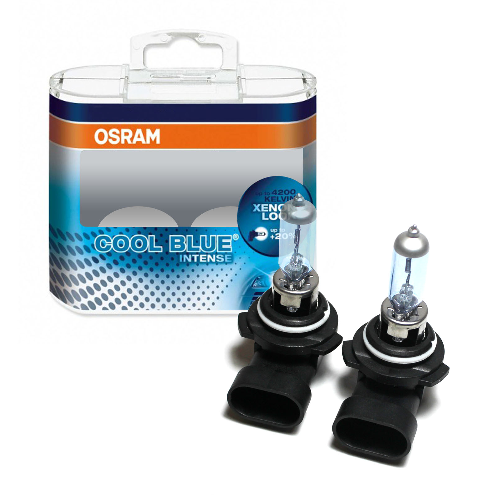 hb4 osram cool blue intense low beam bulbs lights headlight headlamp genuine ebay. Black Bedroom Furniture Sets. Home Design Ideas
