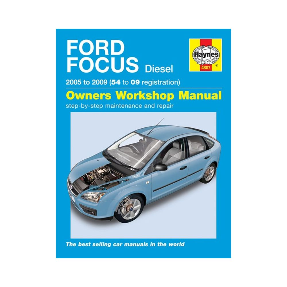 genuine haynes owners workshop service manual ford focus. Black Bedroom Furniture Sets. Home Design Ideas