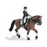 View Item Schleich 40187 Dressage Riding Set