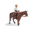 View Item Schleich 40188 Western Horse Riding Set