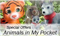Animals in My Pocket