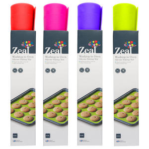 New Zeal Kitchen Silicone Baking Mat Non Stick Oven Proof