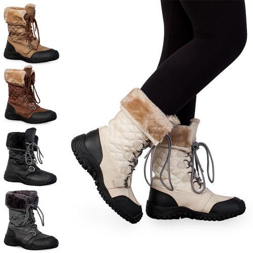 estilo novedoso gran ajuste encontrar el precio más bajo botas de invierno termicas