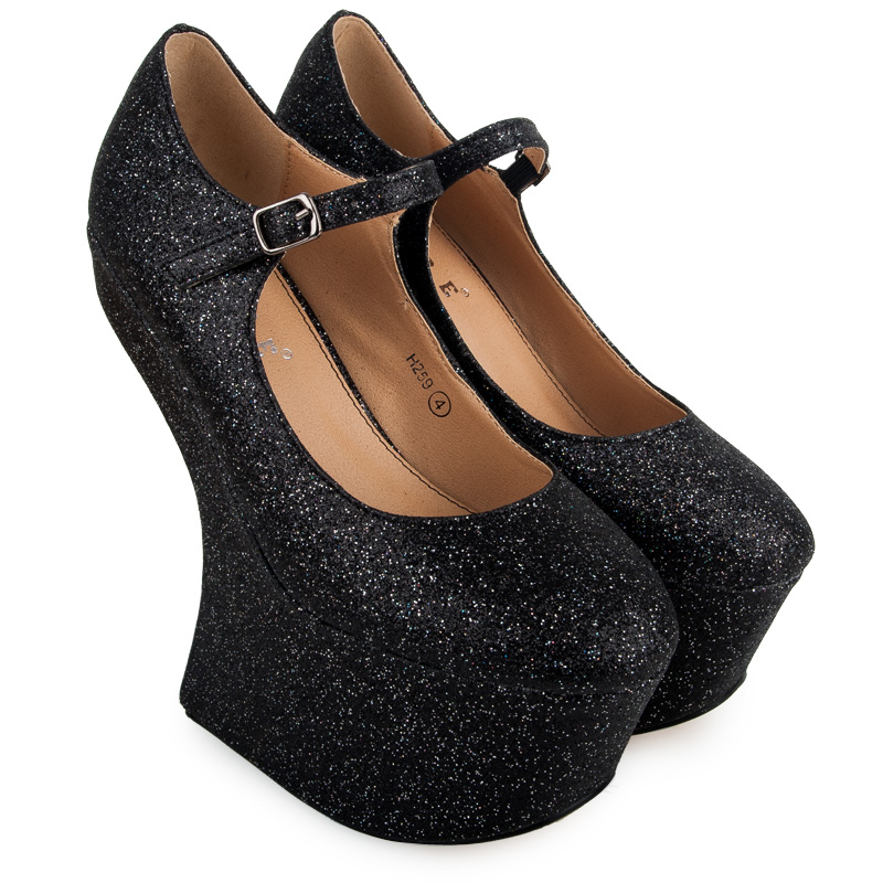 Find glitter wedges at ShopStyle. Shop the latest collection of glitter wedges from the most popular stores - all in one place.
