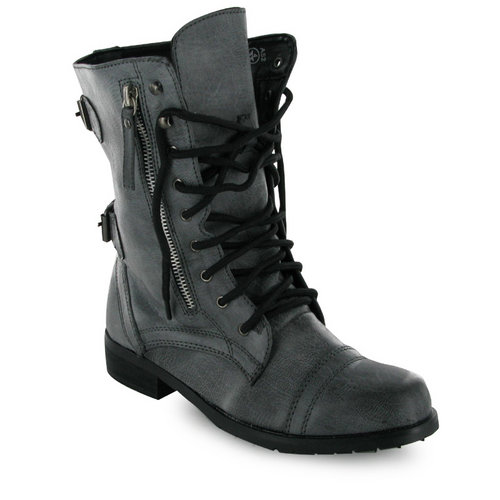Unique Fabulous Black Mens Combat Boots  Gorgeous Combat Boots For Women