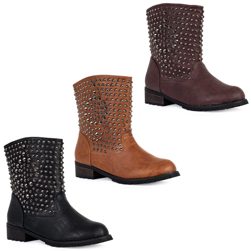 Innovative  Boots  Womens Short Boots  Trudy Ladies Ankle Boot In Brown