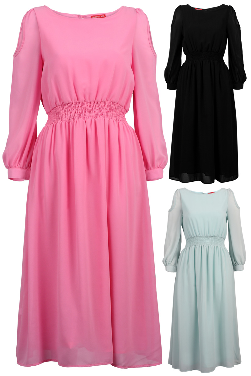 plus size dresses warm pink