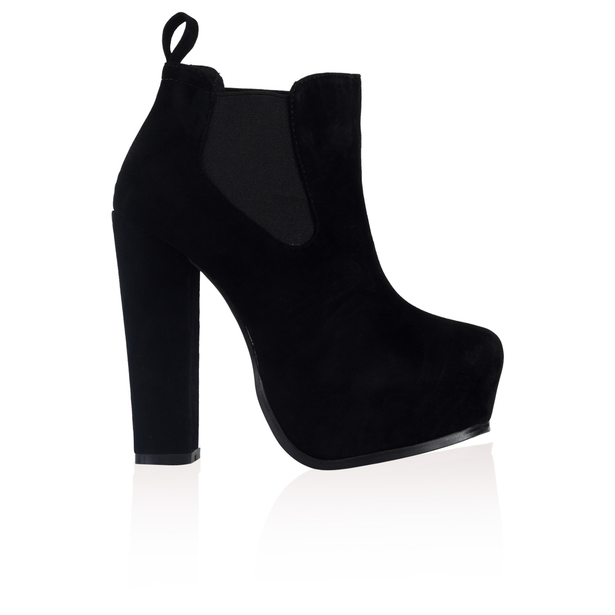 Find great deals on eBay for black suede block heel chelsea boots. Shop with confidence.