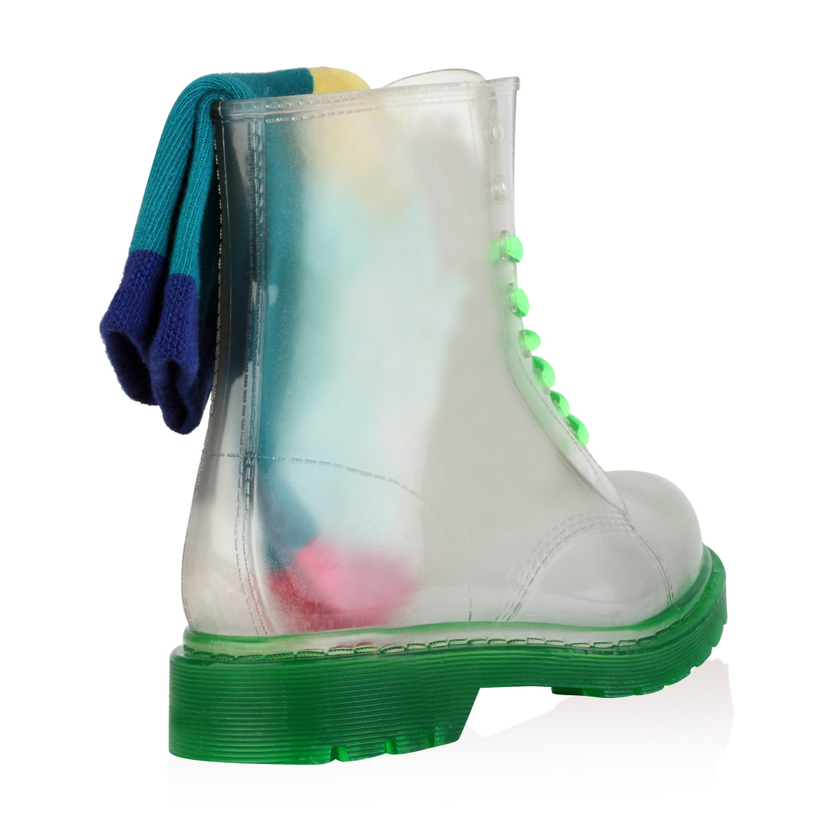 Cool Womens Totally Jelly Clear Rain Boots By Cecilia Undercover  Rain